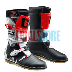 Gaerne Trial Classic Trials Boots Red 2021 Trials-Offroad-Adventure FreePP