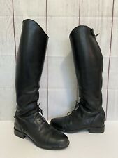 Ariat 55001 Heritage II Women's Field Equestrian Full Calf Riding Boots Size 8