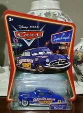 Disney Pixar Cars Supercharged Fabulous Doc Hudson Hornet With White Rims Rare