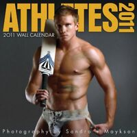 Athletes Calendar 2011 Calendar Hot Jocks Muscle Hunks Bodybuilders Beefcake