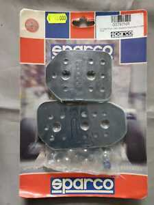 Sparco pedal VINTAGE 90 manual gear Racing Rally Ferrari Lamborghini