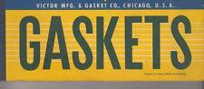 1960-74 GMC TRUCK 305 V-6 Victor # 38029 Engine Push Rod Gasket Set; (PS38029)