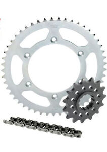 SUZUKI DR650 96 -18 CHAIN AND SPROCKET KIT WITH 14T / 41T 520 CONVERSION KIT