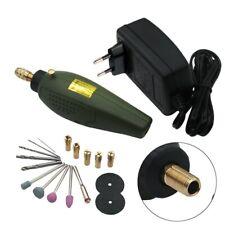 Electric Grinder Mini Drill Dremel Set 12V DC Polishing Cutting Engraving Tool