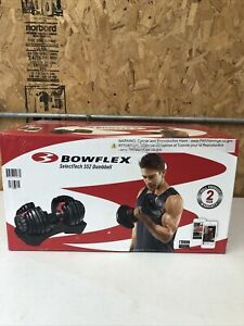 One Bowflex SelectTech 552 Adjustable Dumbbell Weight Single New Sealed