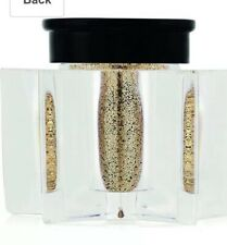 The Body Shop Gold Glitter Dust Cheek Decolletage Face Star Shape Pot