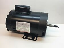 Jacuzzi 2554000 Motor Only 2HP for White Pump 8566000 (Magnetek 8-158842-23)