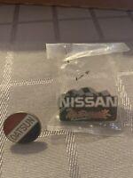 Vintage Car Pins Nissan And Datsun
