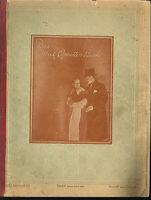 RARITÄT Das neue Operettenbuch Band 1 Edition Schott 2525
