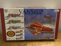VANSHIP 1:72 Hasegawa Creator Works Last EXILE VESPA Van Ship + Fam Model Kit