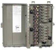 TII Networks 12-Line Broadband Outdoor Network Interface Devices 9612H-71-12I00