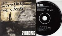 THE CORAL The Invisible Invasion Album Sampler 2005 UK 4-track promo only CD