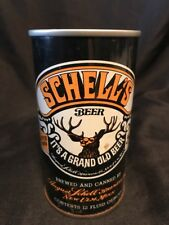 Schell's it's a grand old beer Vintage metal can 12 oz