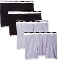 Gildan Men's 4-Pack Trunk Brief
