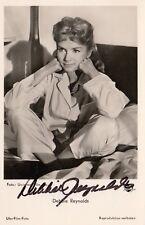 Debbie Reynolds+ - original signierte UFA Autogrammkarte FK 4148
