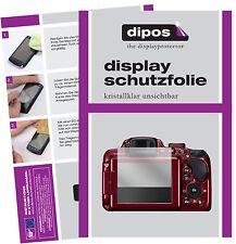 6x Nikon Coolpix B700 Film de protection d'écran protecteur clair dipos