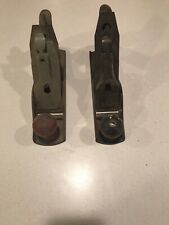 Vintage Wood Planes Lot of 2 One Dunlap One Other