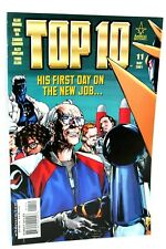 Top 10 #11 First Day on Job Alan Moore 2001 America's Best Comics Wildstorm F