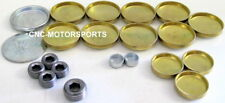 Pioneer PE-113-BR Brass Freeze Frost Expansion Plug Kit Chrysler 273 318 340 360