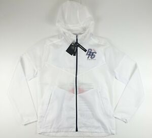 Nike Blue Ribbon Sports BRS Running Jacket CJ4502-100 Medium $120