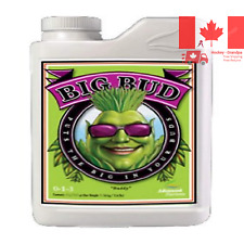 Advanced Nutrients Big Bud Liquid Fertilizer 1-Liter