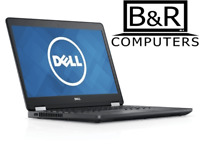 "Dell Latitude E5470 Laptop i7 2.6GHz 16GB 512GB SSD Windows 10 14"" Wbcam Backlit"