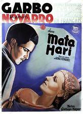 16x20 Poster Greta Garbo Ramon Navarro Mata Hari 1931 #GGN