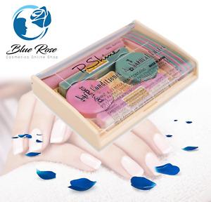 P Shine Japanese Manicure Tool Set Split Nail Plates Repair Treatment Polish Kit