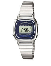Casio Illuminator Unisex Gold Digital Alarm Watch A168WG-9WDF