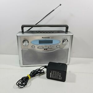Panasonic - RF-D1 - Portable DAB Radio     with Mains Power Adapter.