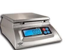 Balance de cuisine inox PRO capacité 7kg précision 1g NEUVE