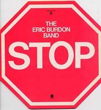 """ERIC BURDON BAND """"STOP"""" ORIG JAPAN 1975 M-/M-"""