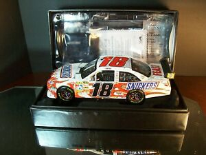 Kyle Busch #18 Snickers Atlanta Race Win 2008 Toyota Camry COT RCCA Elite 708