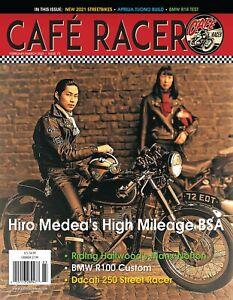 Cafe Racer Magazine Issue 73