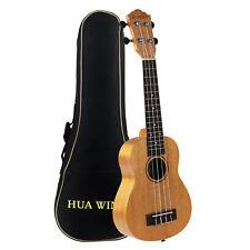 "PROMOTION SALE MAHOGANY SOPRANO UKELELE AQUILA GUITAR 21""IN MUSICAL INSTRUMENT"