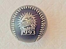 1993 FLORIDA MARLINS INAUGURAL YEAR - COMMEMORATIVE BASEBALL - RARE - MINT