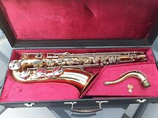 B&S Blue Label Tenor Saxophon