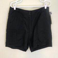 West Marine womens Tidal Shorts black size XL UPF30+ Quick Dry Breathable NWT