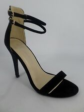 Koi Couture Atara Black Barely There Sandals UK 5 EU 38 Ln41 61
