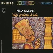 Nina Simone : High Priestess of Soul CD (2005) ***NEW***