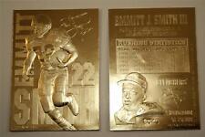 EMMITT SMITH 1995 23KT Gold Card Sculptured NFL Dallas Cowboys Limited NM-MT