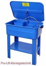 Teilewaschgerät 76 Liter Wanne Teilereiniger Teilewaschbecken blau JPW20E 01890