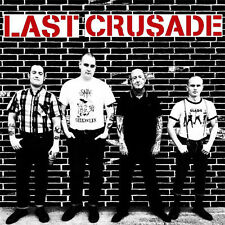 "Last Crusade - Same 7"" LION'S LAW OLD FIRM CASUALS CHAOS EN FRANCE GIMP FIST"