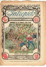 rivista L'INTREPIDO ANNO 1927 NUMERO 384