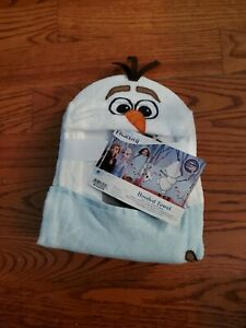 [Frozen 2] Olaf Hooded Towel 22×51 inches, 100% Cotton