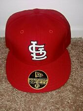 St.Louis Cardinals fitted New Era 5950 cap Brand New 7 1/4