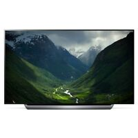 LG OLED55C8PUA  Mountable 55inch 4K UHD Smart OLED TV with Web Browser - Black