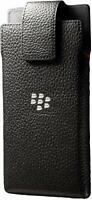 BlackBerry Leap - Genuine Leather Swivel Holster