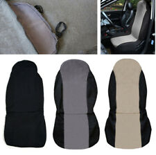 1x Car Seat Cushion Protector Waterproof Anti-Dust Black&Gray Color  Breathable