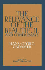The Relevance of the Beautiful and Other Essays-ExLibrary